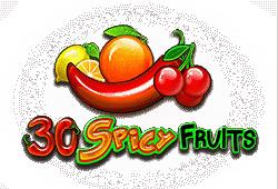EGT - 30 Spicy Fruits slot logo
