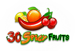 Play 30 Spicy Fruits bitcoin slot for free