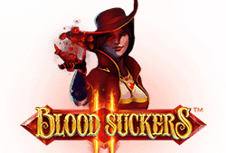 Netent Blood Suckers II logo
