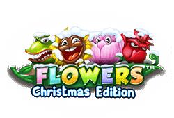 Play Flowers: Christmas Edition bitcoin slot for free