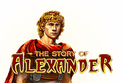 EGT The Story of Alexander logo
