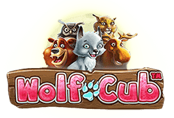 Play Wolf Cub bitcoin slot for free