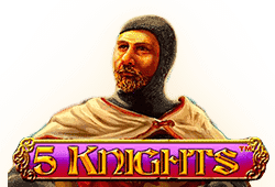Play 5 knights bitcoin slot for free