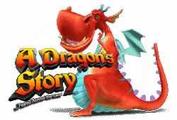 Nextgen A Dragon's Story logo