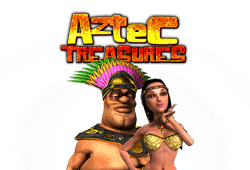 Betsoft Aztec Treasures logo