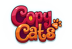 Netent Copy Cats logo