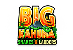 Microgaming Big Kahuna: Snakes & Ladders logo