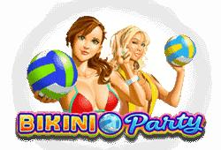 Play Bikini Party bitcoin slot for free