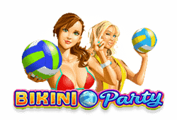 Play Bikini Party bitcoin slot for free