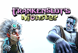 Betsoft Frankenslot's Monster logo