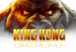 Play King Kong Fury bitcoin slot for free