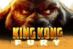Play King Kong Fury bitcoin slot for free