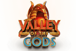 Play Valley of the Gods bitcoin slot for free