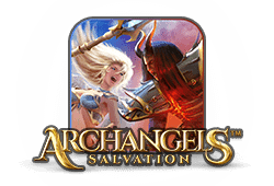 Netent Archangels Salvation logo