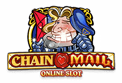 Microgaming Chain Mail logo