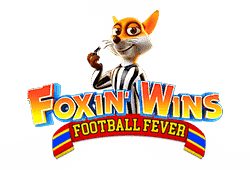 Nextgen Foxin' Wins Football Fever logo