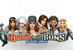 Microgaming Girls with Guns Frozen Dawn logo
