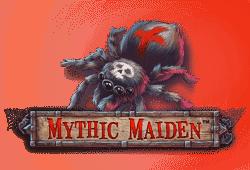 Netent Mythic Maiden logo