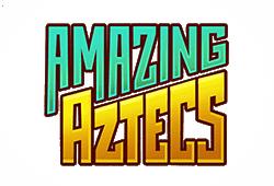 JFTW - Amazing Aztecs slot logo