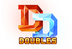 Play Doubles bitcoin slot for free