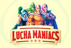 Yggdrasil Lucha Maniacs logo