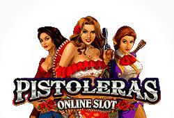Play Pistoleras bitcoin slot for free