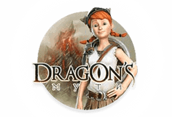 Play Dragon's Myth bitcoin slot for free