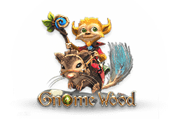 Microgaming Gnome Wood logo