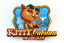 Play Kitty Cabana bitcoin slot for free