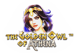 Betsoft The Golden Owl of Athena logo