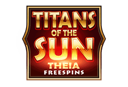 Microgaming Titans of the Sun: Theia logo