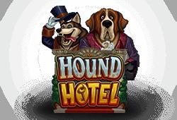 Microgaming Hound Hotel logo