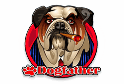 Microgaming Dogfather logo