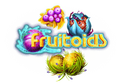 Play Fruitoids bitcoin slot for free
