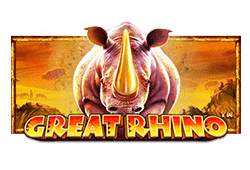 Pragmatic Play Great Rhino logo