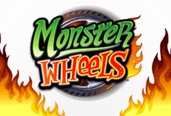 Microgaming Monster Wheels logo