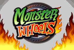 Microgaming Monster Wheels logo