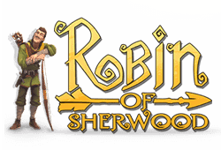 Microgaming Robin of Sherwood logo