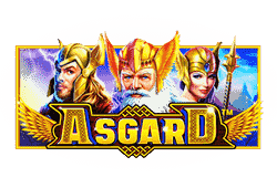 Pragmatic Play Asgard logo