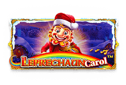 Pragmatic Play Leprechaun Carol logo