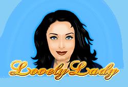 Amatic - Lovely Lady slot logo