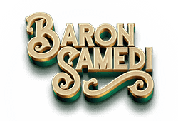 Yggdrasil - Baron Samedi slot logo