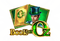 Microgaming - Book of Oz slot logo