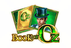 Microgaming Book of Oz logo