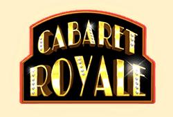 2 By 2 Gaming - Cabaret Royale slot logo