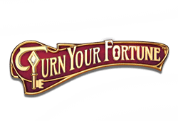 Netent Turn Your Fortune logo