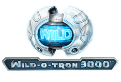 Netent - Wild-O-Tron 3000 slot logo