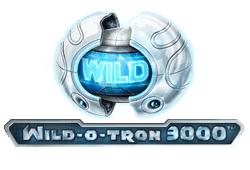 Netent Wild-O-Tron 3000 logo