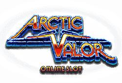 Microgaming - Arctic Valor slot logo
