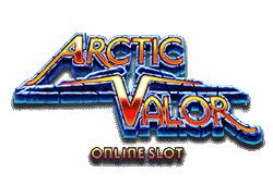 Microgaming Arctic Valor logo